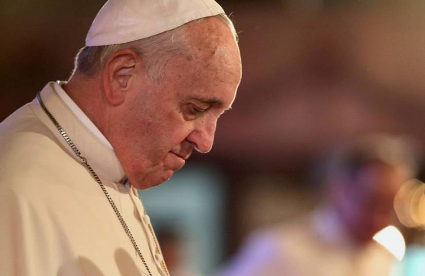 Paus Franciscus, begaan met ons gemeenschappelijk huis (Laudato Si).