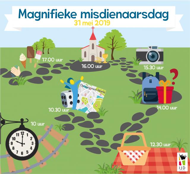 Magnifieke misdienaarsdag 2019 © Aagje Van Impe