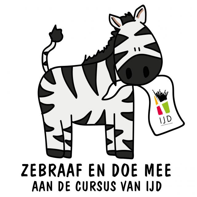 Ga mee op cursus met IJD! © Aagje Van Impe