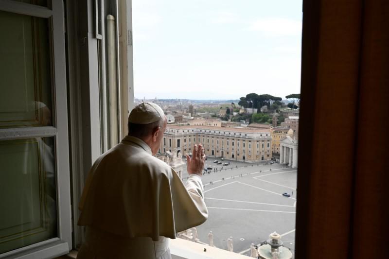 Regina Caeli © Vatican Media