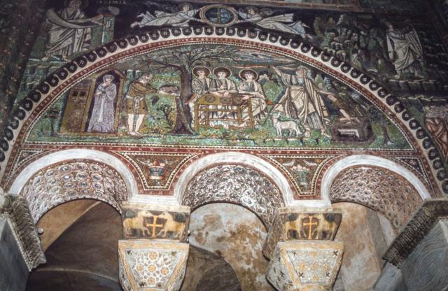 San Vitalebasiliek, Ravenna. © Alh1 / CC Flickr