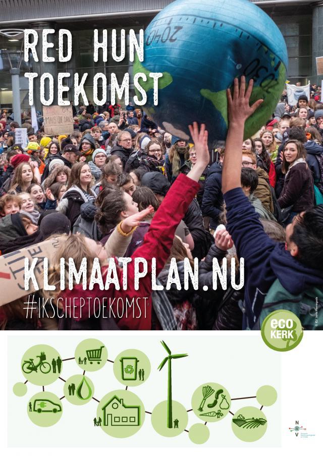 Ecokerk 'Red hun toekomst'