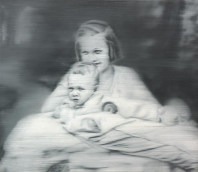 'Tante Marianne' van Gerhard Richter. © rr