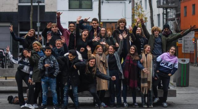 Leerlingen uit Geraardsbergen en Gent geselecteerd voor 'Road of Change'