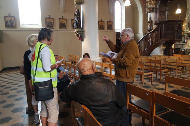 meer over de kerk van Rossem