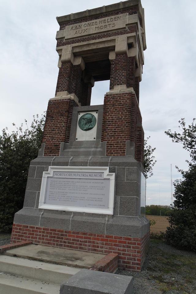 monument voor de slag van Imde