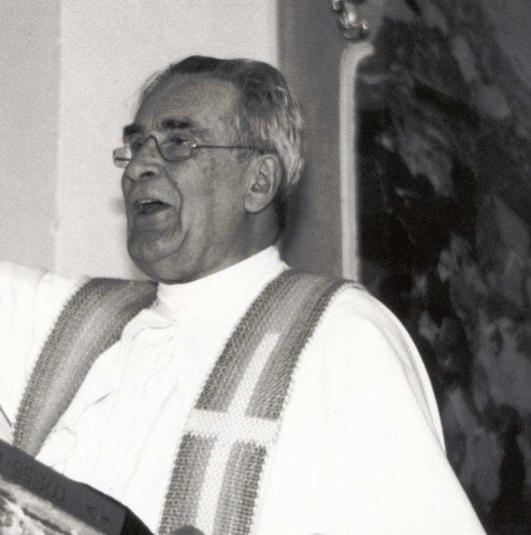Pater Werenfried van Straaten. © Kirche-in-Not.ch