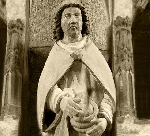 De heilige Mamertus. © rr
