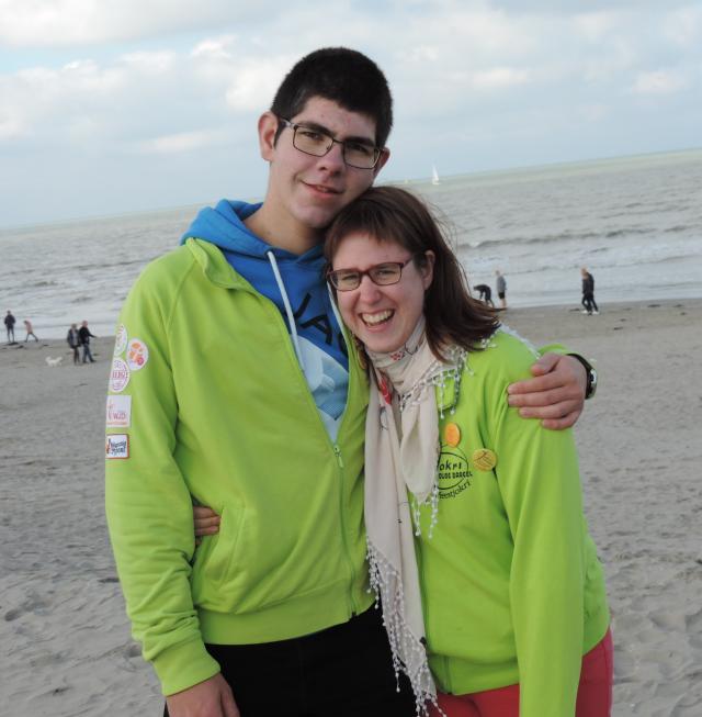 Kristof en Annekatrien gaan op huwelijksreis naar Panama. © rr