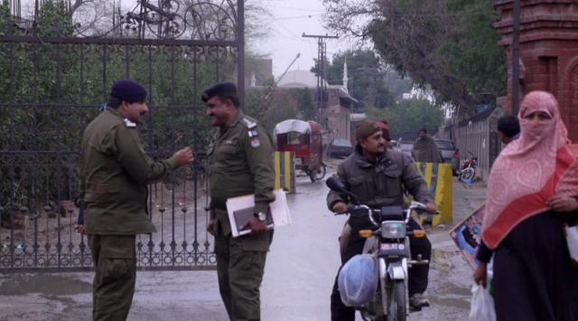 Beeld uit 'Vranckx' over de strenge blasfemiewetten in Pakistan. © VRT / Canvas