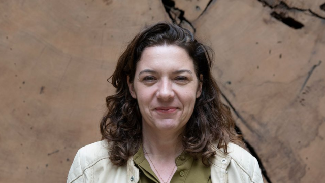 Klimaatwetenschapper Valerie Trouet.  © Canvas