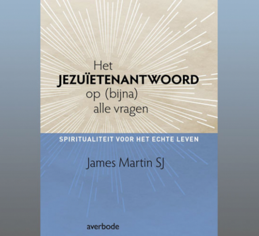 Het vertaalde boek van James Martin.  © Uitgeverij Averbode