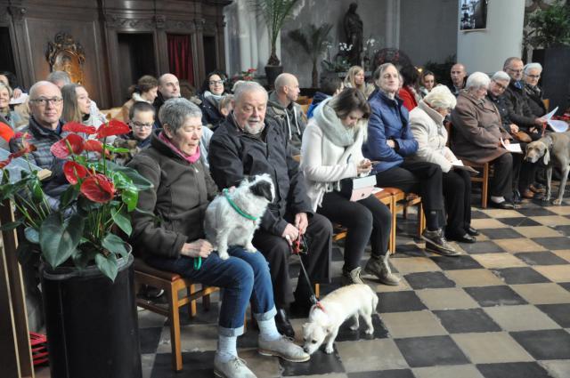 Sint-Hubertusviering
