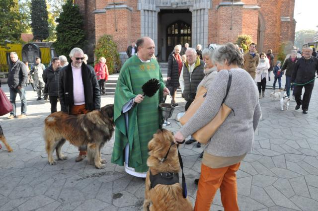 Sint-Hubertusviering © Daniël Duwyn