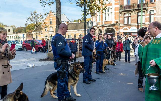 Sint-Hubertusviering © Frans Verwerft