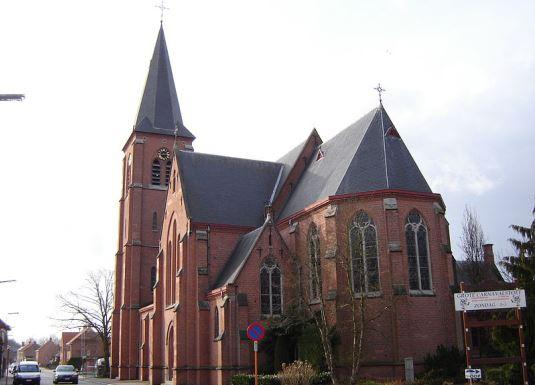 Sint-Job - Kemzekestraat, Belsele