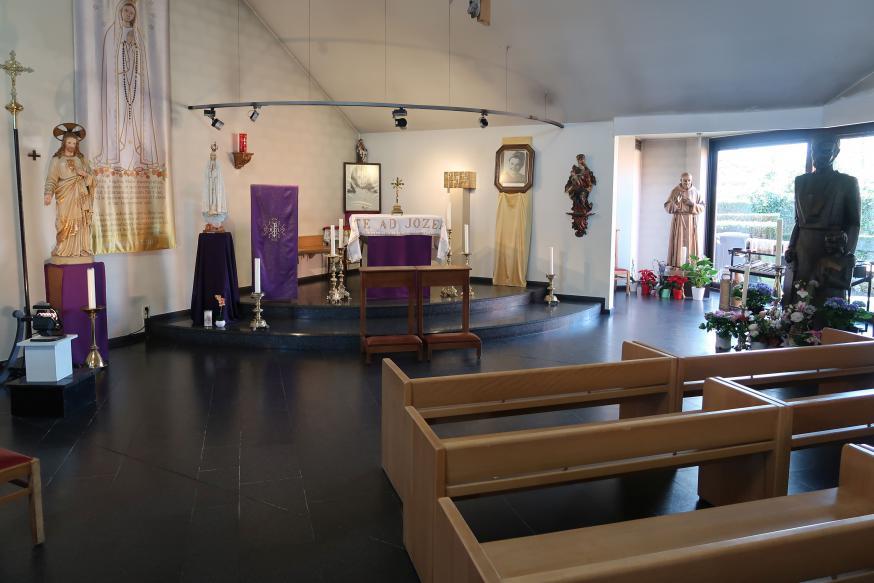 Sint-Jozefkapel (Nieuwe Wijk)