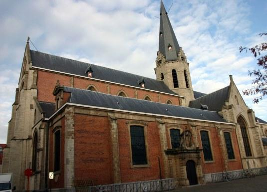 Sint-Nicolaaskerk - Sint-Nicolaasplein, Sint-Niklaas - Open: maandag tot zaterdag, van 9 tot 12 uur
