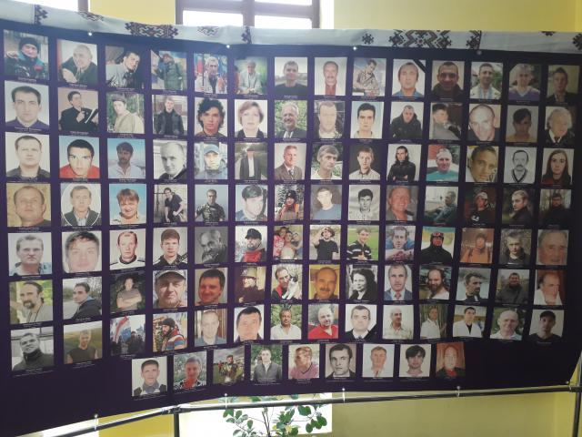 Slachtoffers uit 2014 © CCV Gent, foto: Dieter Van Belle