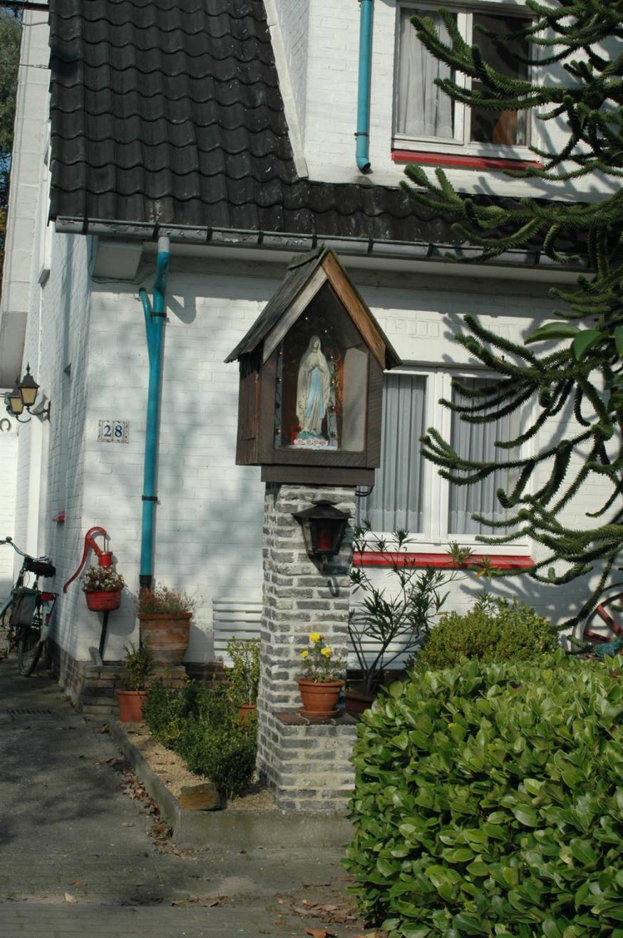 Staakkapel Tuinwijk Zeveneken © PM