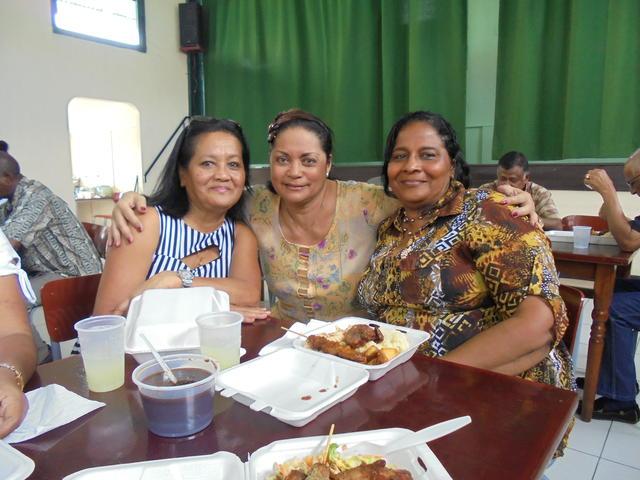 Medewerkersontmoeting in Paramaribo, waar Belgische Salvatorianen werken