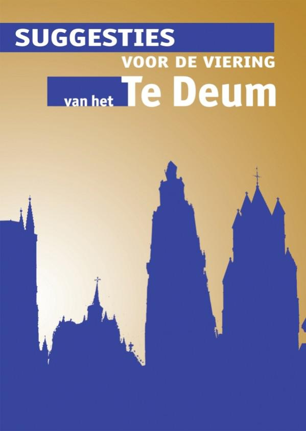 Cover brochure Te Deum © ICL