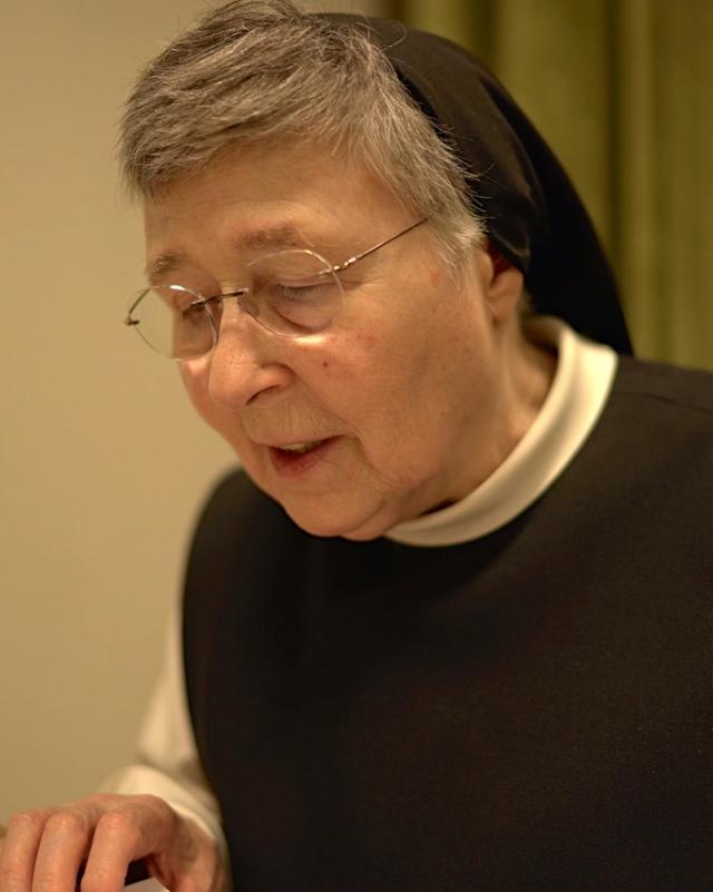 Trappistin Theresia Van Dun