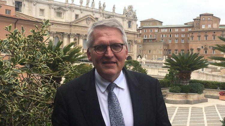 Thomas Sternberg © VaticanMedia