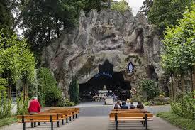 Grotteke van Jette © kerk Jette