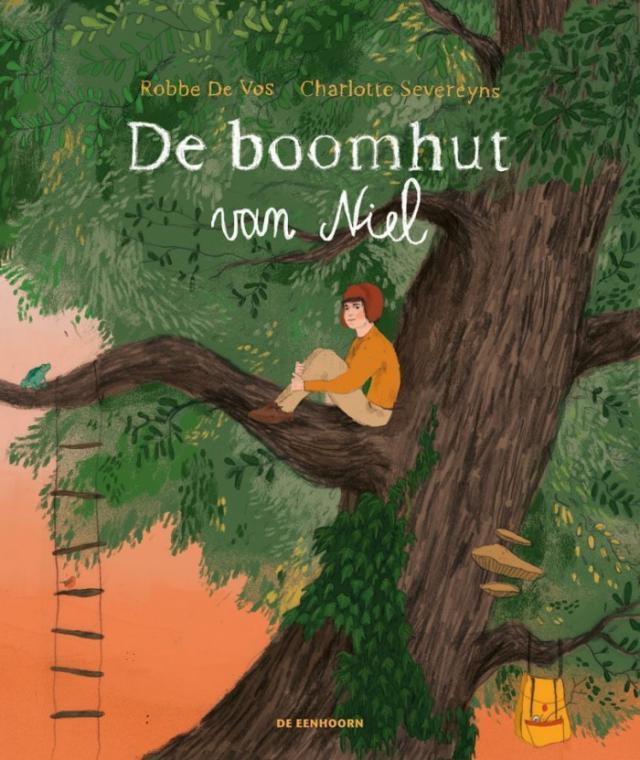 De boomhut van Niel © Uitgeverij De Eenhoorn