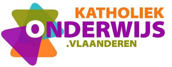Het nieuwe logo van 'Katholiek Onderwijs Vlaanderen'