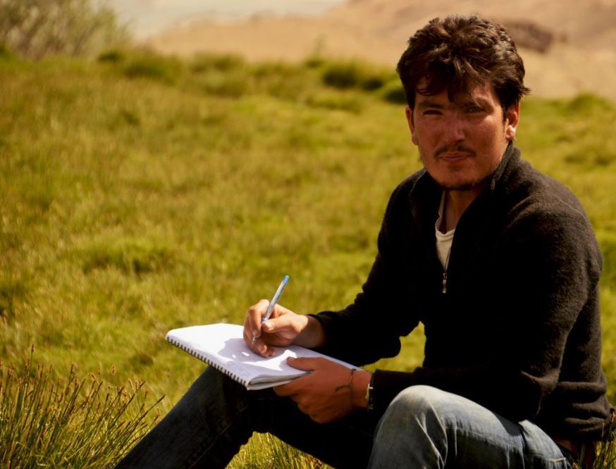 Vincent Gelot, coördinator vanuit Libanon van de projectsteun van L'Œuvre d'Orient in Syrië, Libanon en Jordanië   © L'Œuvre d'Orient