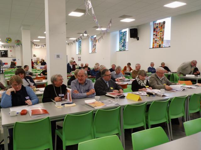 Vormingsdag te Ninove voor de parochieploegen van het dekenaat Aalst
