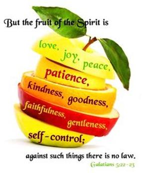 Vruchten van de Geest 4