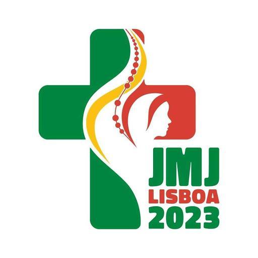 Logo voor de WJD Lisboa 2023 © WJD Lisboa 2023