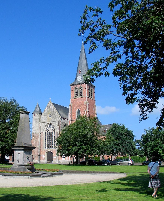 Onze-Lieve-Vrouwekerk Watervliet © Wikipedia