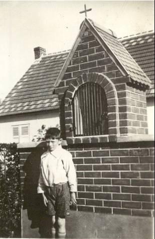 Kapel Molenhoek 12, zoals het vroeger was. © PM