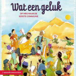 Cover van 'Wat een geluk' © VBG