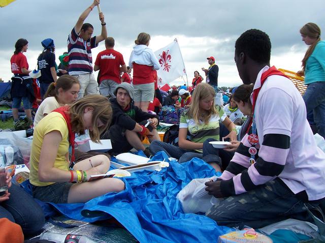 wereldjongerendagen Keulen 2005