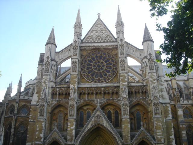De abdij van Westminster © Wikipedia