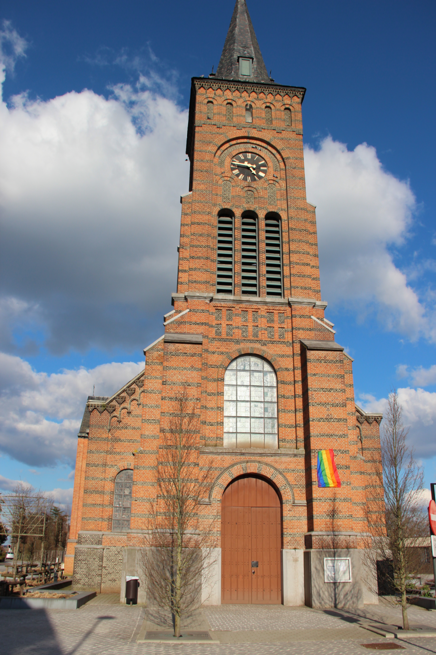 Pastorale Eenheid Mozes © Wiekevorst, Sint-Jan Baptist