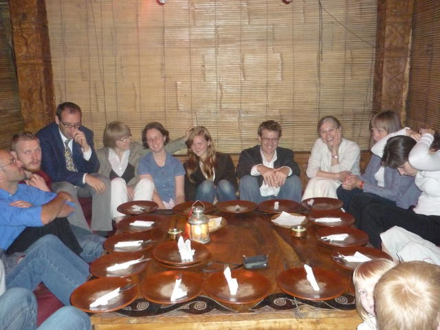 Worldkitchen, Kessel-Lo ('08 - feest van Augustinus)
