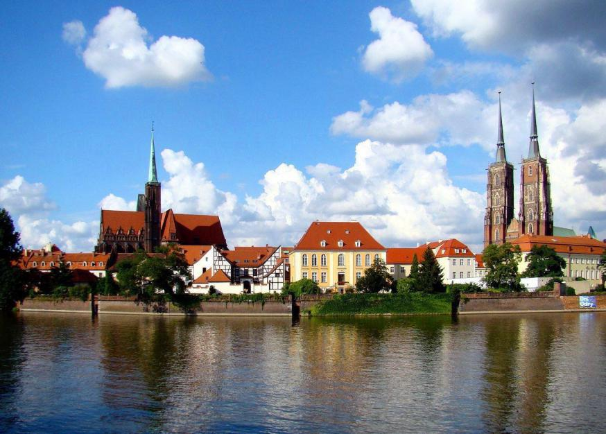 Foto: Wroclaw, Kathedraleneiland / Ostrow Tumski © Images