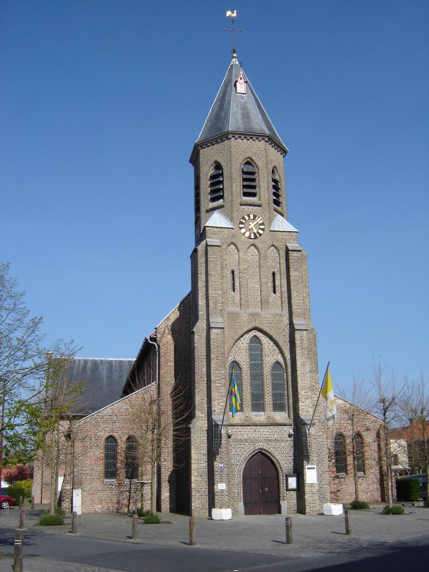 Zandvoorde - Onze Lieve Vrouwkerk