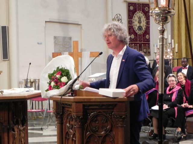 Zuster_Rachel_105_jaar_viering_2019_05_19_Sint-Elooi_Kortrijk © Eric Dejonghe