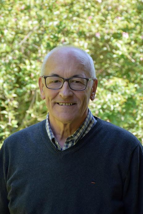 André Van Genechten, verantwoordelijke gemeenschapsopbouw en coördinatie
