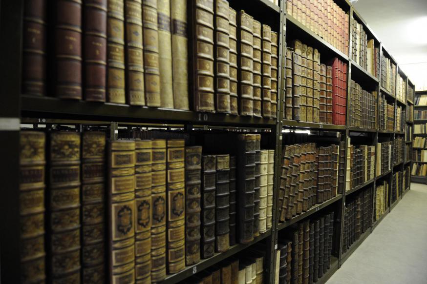 Bibliotheek Grootseminarie Ten Duinen