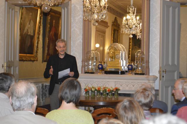 Bisschoppelijk gedelegeerde Peter Vande Vyvere © Bisdom Gent, foto: Claire-Marie Cloquet