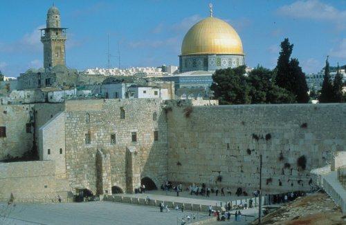 Jeruzalem © rr.