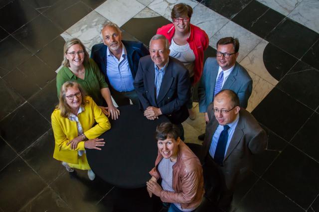 Medewerkers in gemeenschapsopbouw © Bisdom Gent